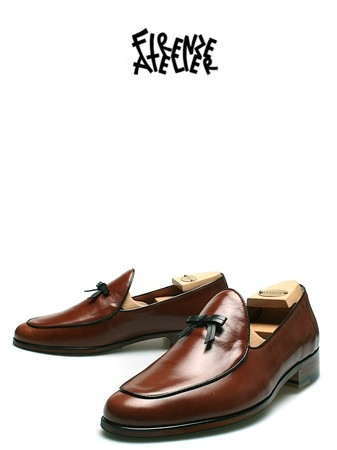 RIBBON BASIC LOAFERLEATHER