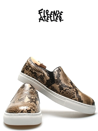 SOFT SNAKE SLIP-ON